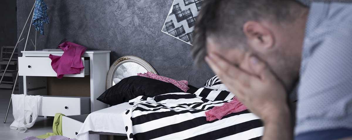 Mann verzweifelt nach Einbruch in seine Wohnung