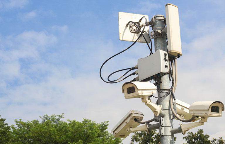 Videoüberwachung an öffentlichen Plätzen