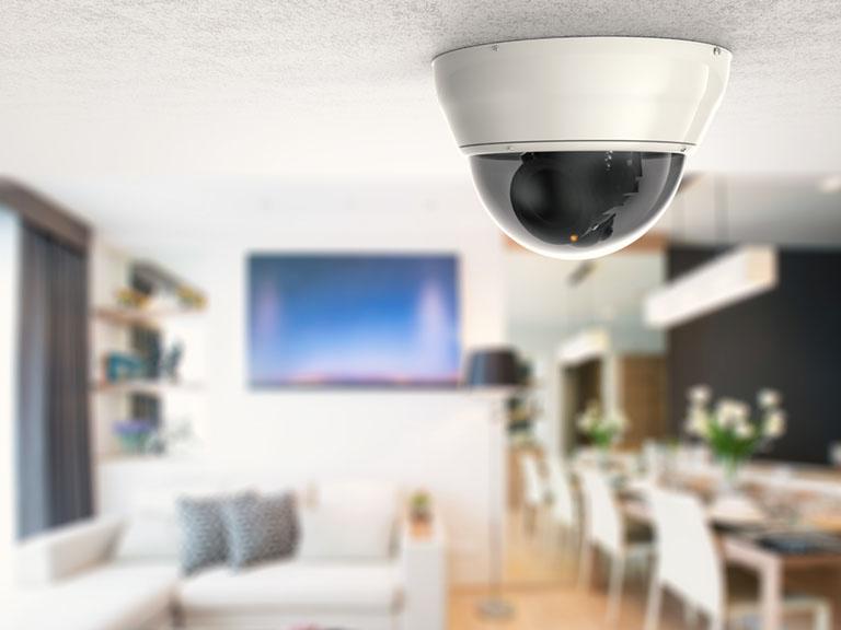 Videoüberwachung zuhause