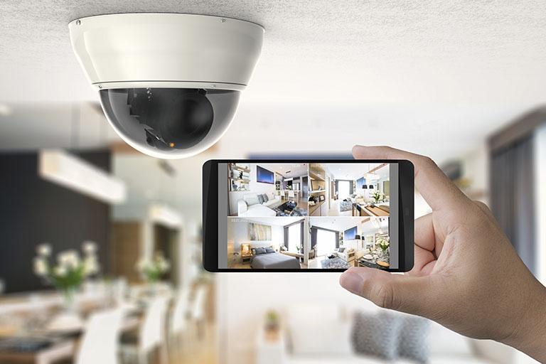 Videoüberwachung mit dem Smartphone - Sicherheitstechnik in Stuttgart und Ludwigsburg erhältlich